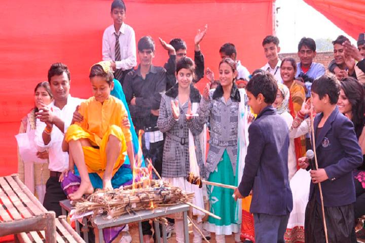 Shri Radhaswami International School-Events function