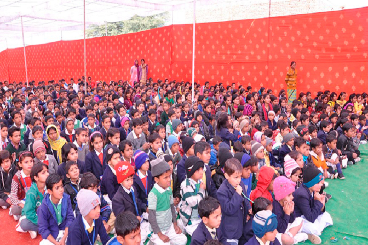 Shri Radhaswami International School-Events programme