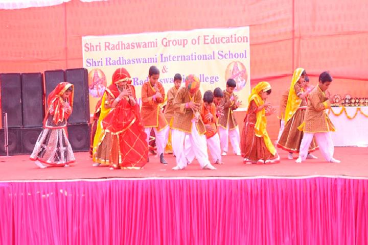 Shri Radhaswami International School-Events