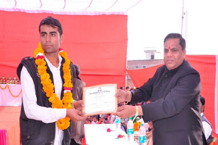 Shri Radhaswami International School-Others prize distribution