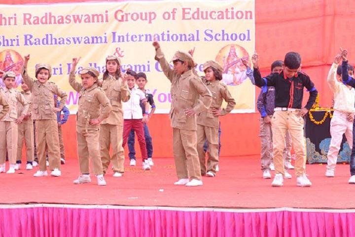 Shri Radhaswami International School-Others programme