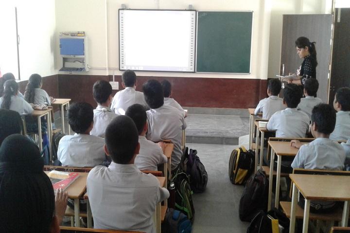 Shri Uttam Public School-Classroom smart