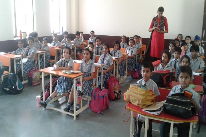 Shri Uttam Public School-Classroom