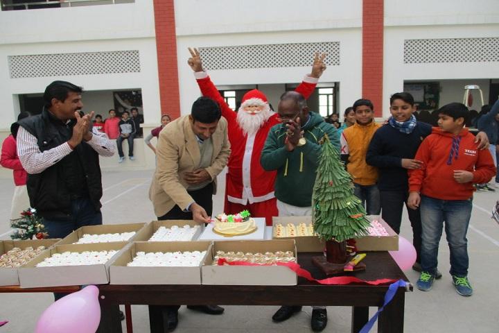 Shri Uttam Public School-Events christmas