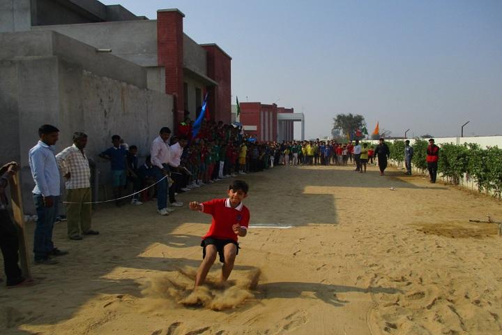 Shri Uttam Public School-Sports jump