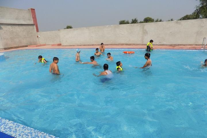 Shri Uttam Public School-Swimming Pool
