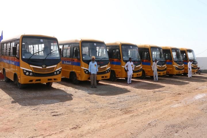 Shri Uttam Public School-Transport