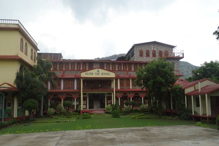 Silver Oak School-Campus View