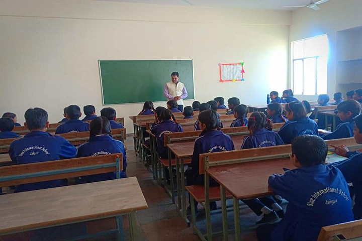 Sine International School-Classroom