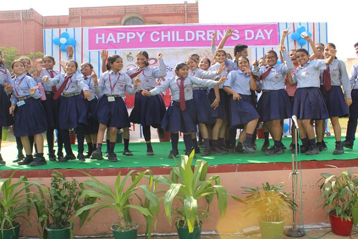 Sir Padam Pat Singhania School-Childrens Day
