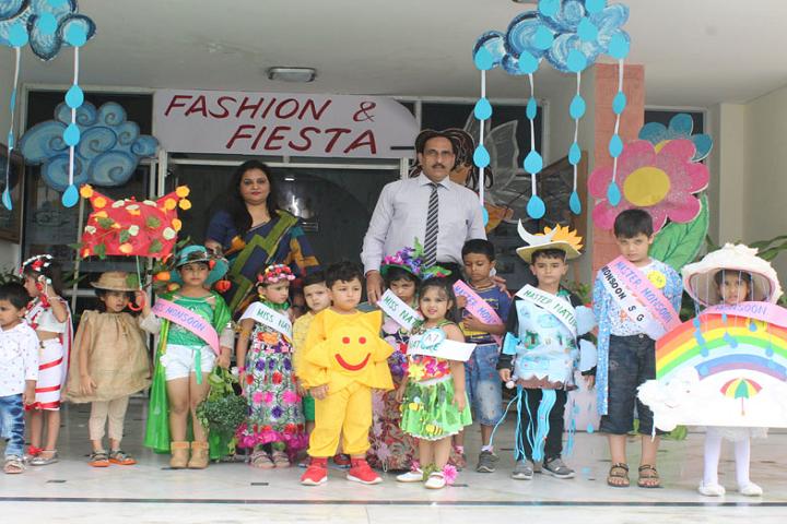 Sir Padam Pat Singhania School-Fancy Dress