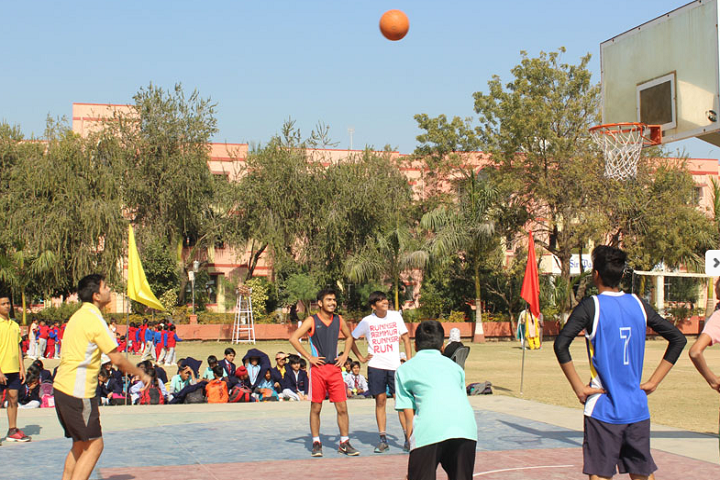 Sir Padam Pat Singhania School-Sports