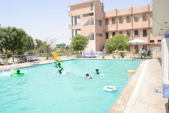 Sk Greenwood Shikshan Sanstan-Swimming Pool