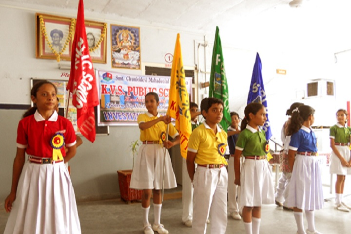 Smt Chunki Devi Mahadeo Lal Bhomrajka KVS Public School-Events