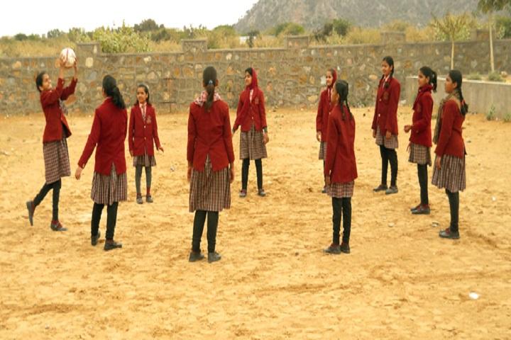 Smt Chunki Devi Mahadeo Lal Bhomrajka KVS Public School-Sports