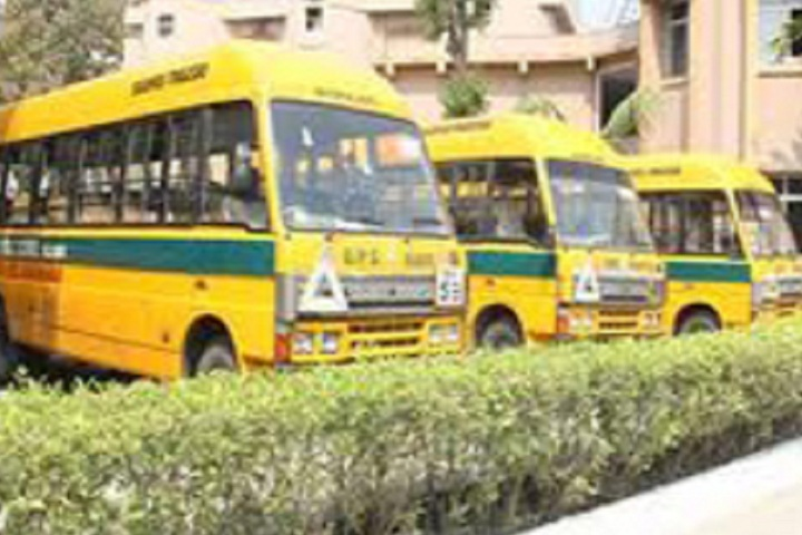 Smt Chunki Devi Mahadeo Lal Bhomrajka KVS Public School-Transport