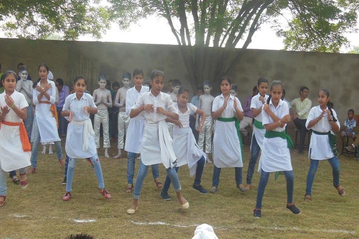 Smt Maina Devi Memorial Public School-Events dance