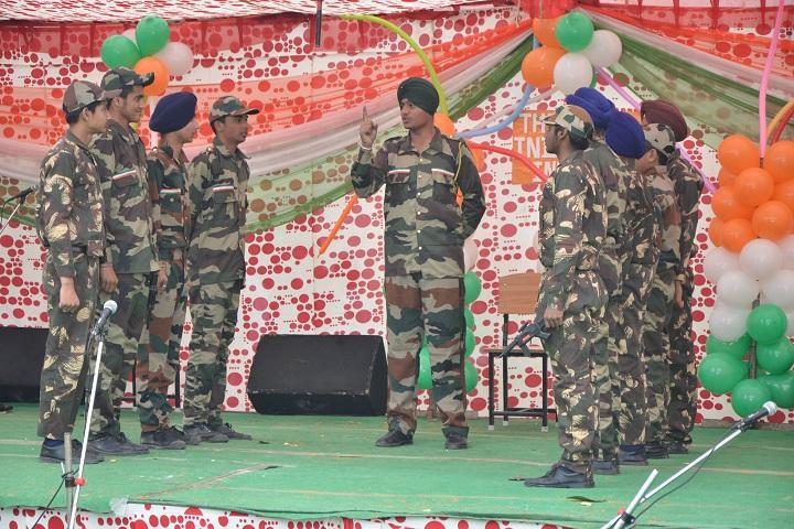 Smt Maina Devi Memorial Public School-Events independance day