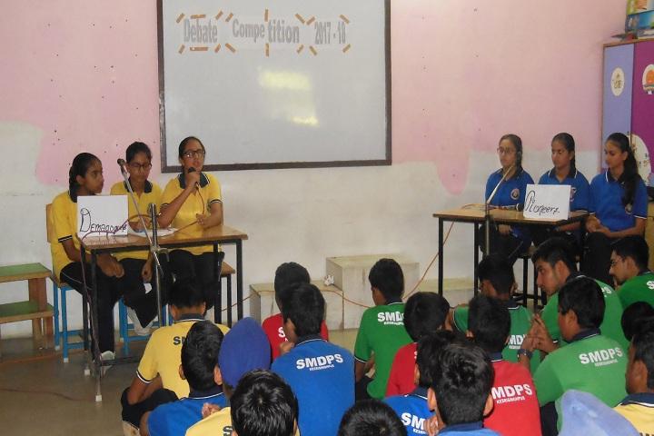 Smt Maina Devi Memorial Public School-Others debate