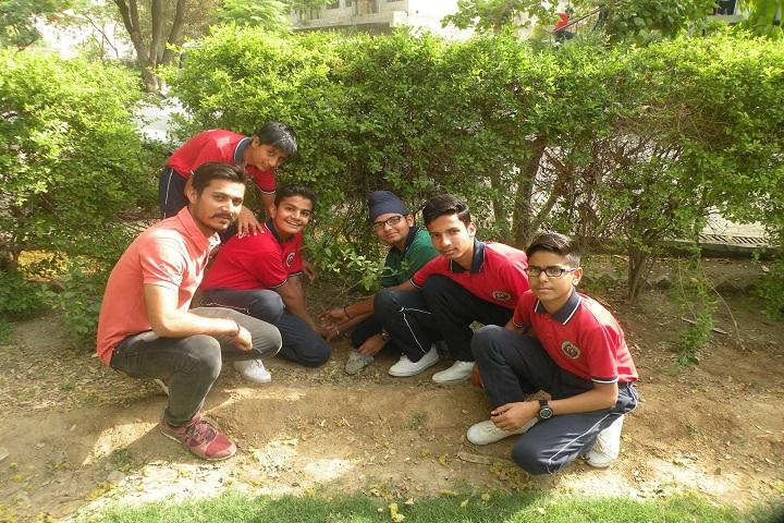 Smt Maina Devi Memorial Public School-Others plantation