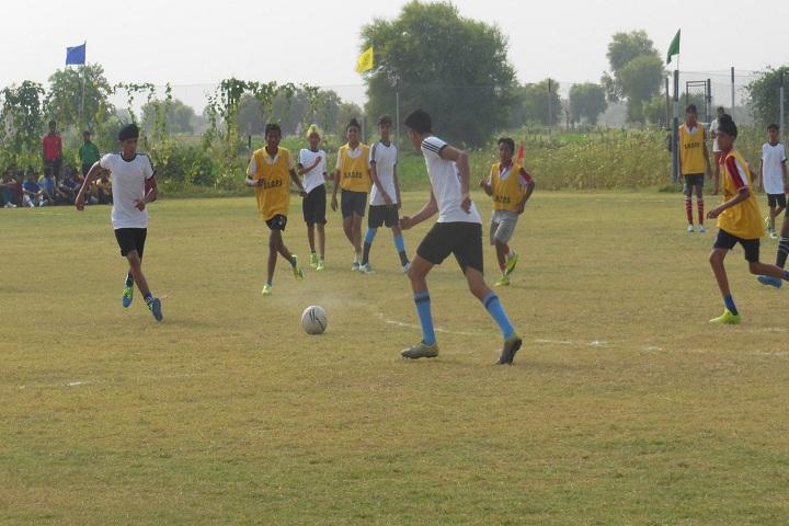 Smt Maina Devi Memorial Public School-Sports football