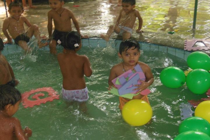 Smt Maina Devi Memorial Public School-Swimming Pool