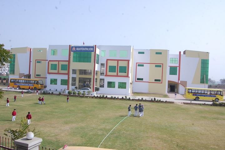 Soham International School-Campus View