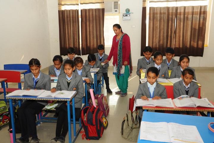 Soham International School-Classroom