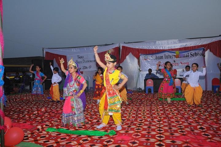 Soham International School-Dance