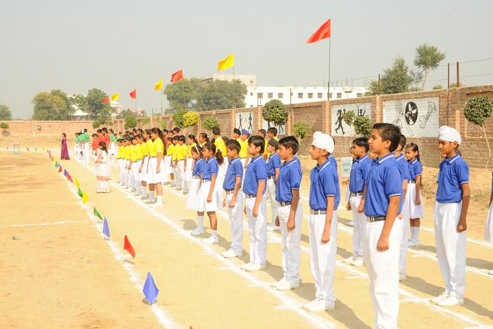 Soham International School-Sports Day