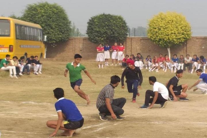 Soham International School-Kho Kho