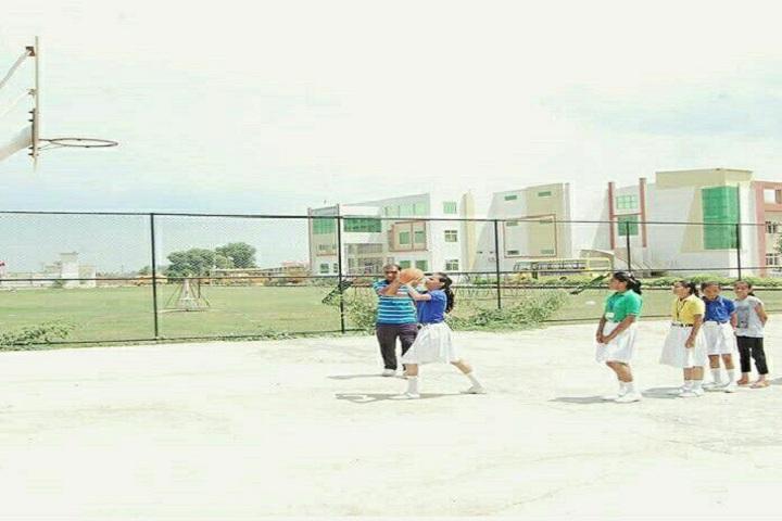 Soham International School-Sports