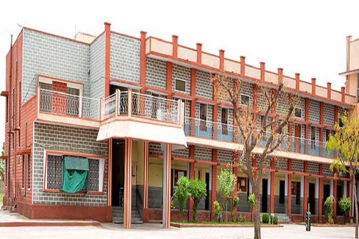 Sophia Girls Secondary School-Campus Front View