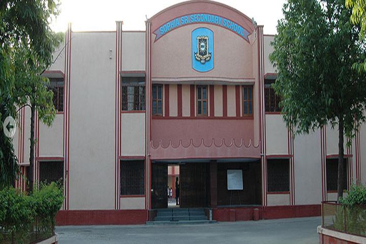 Sophia Girls Secondary School-Campus View