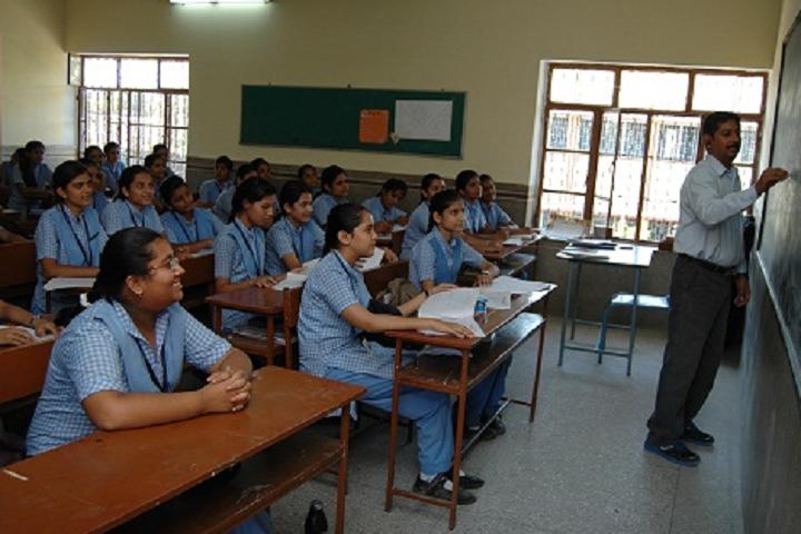 Sophia Girls Secondary School-Classroom