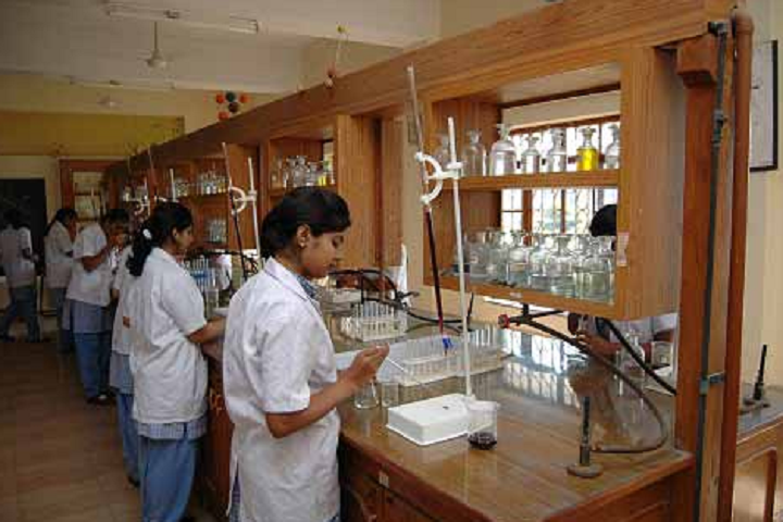 Sophia Girls Secondary School-Chemistry Lab