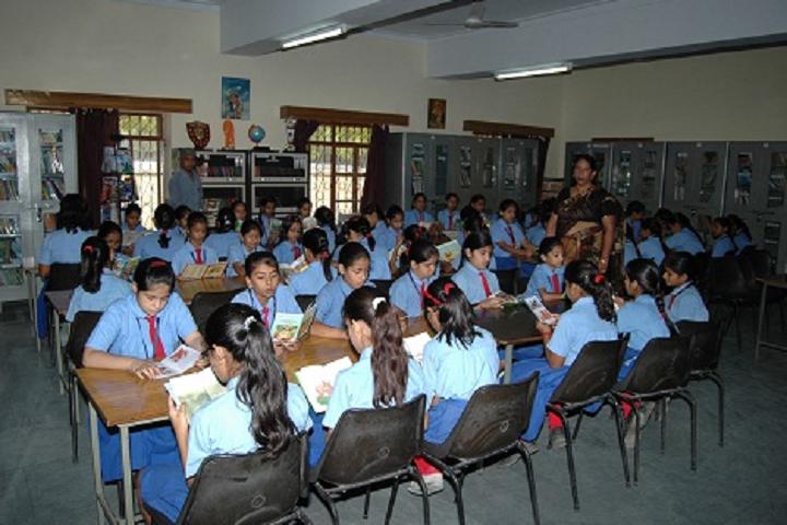 Sophia Girls Secondary School-Library