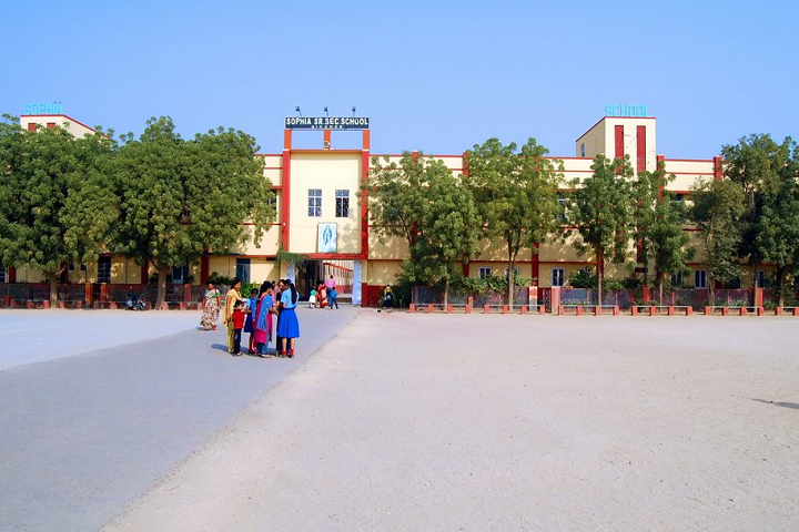 Sophia Secondary School-Campus View
