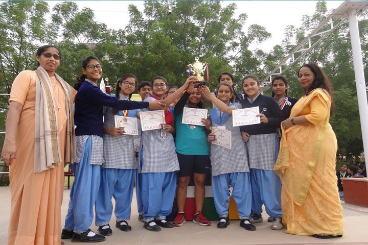 Sophia Secondary School-Annual Sports Day