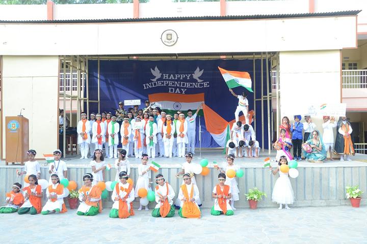Sophia Secondary School-Events independance day celebration