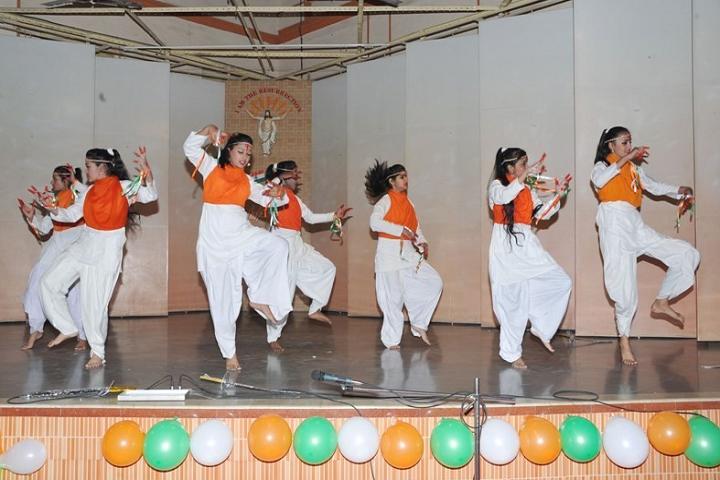 Sophia Senior Secondary School-Events republic day programme