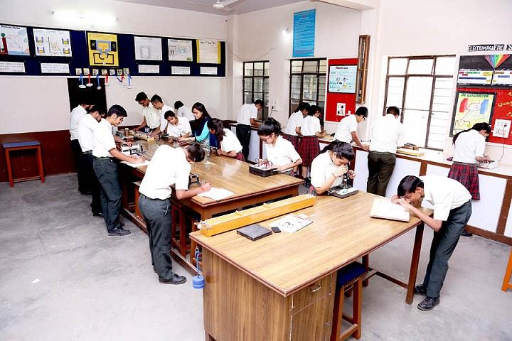 Sri Guru Harkrishan Public School-Laboratory physics new