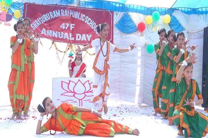Sri Gururam Rai Public School-Events annual day