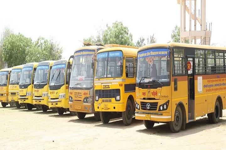 Sri Parshwanath Jain Vidyalaya-Transport