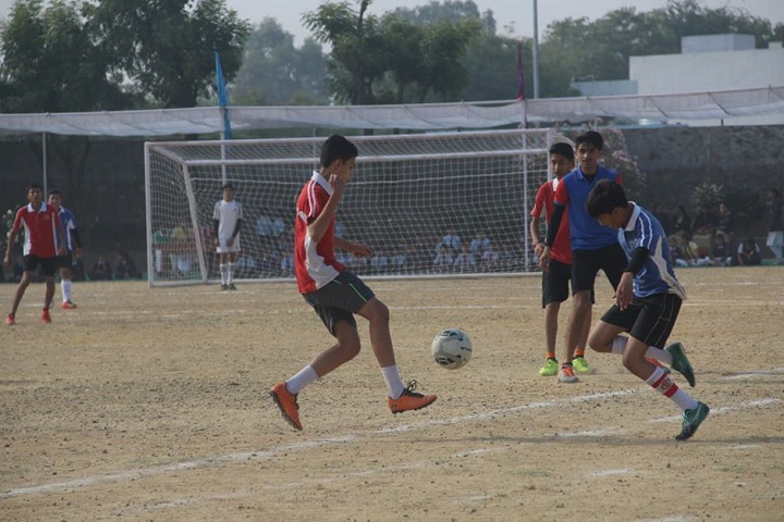 St JohnS School-Sports Football