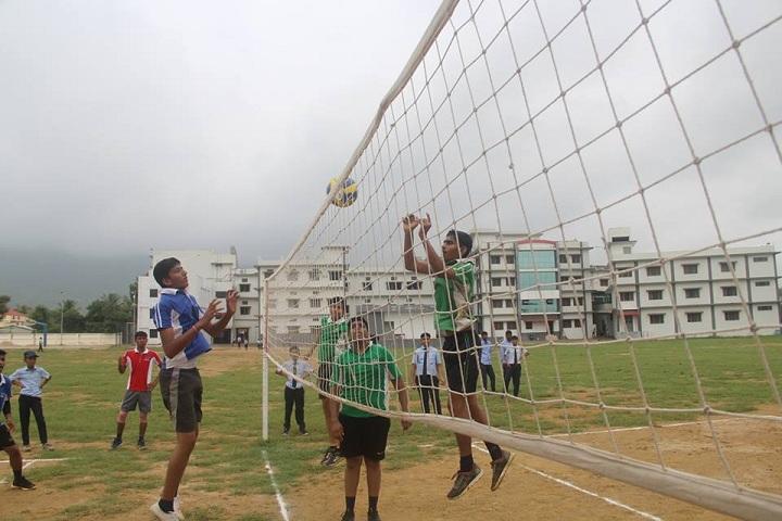 St JohnS School-Sports Vollyball
