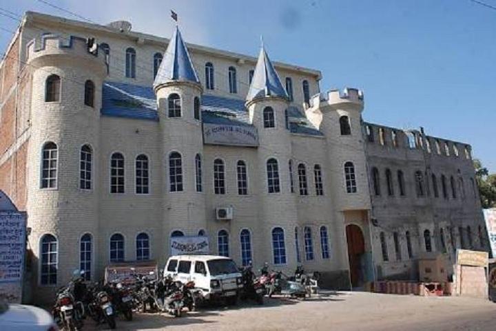 St Joseph Public School-Campus-View full