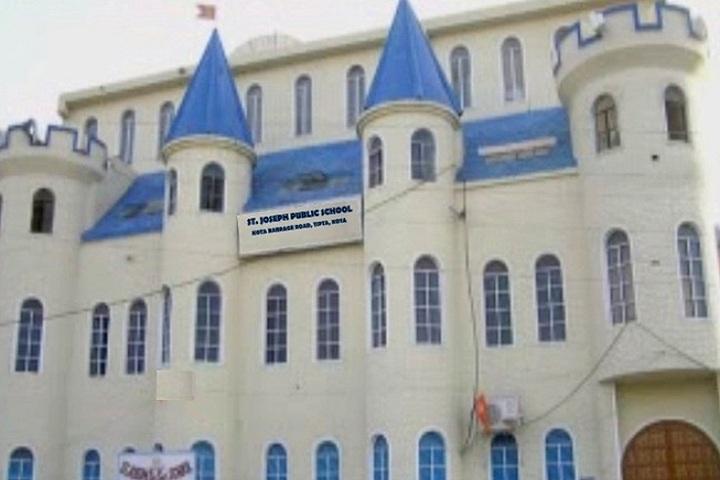 St Joseph Public School-Campus-View