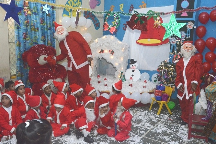 St Joseph Public School-Events christmas