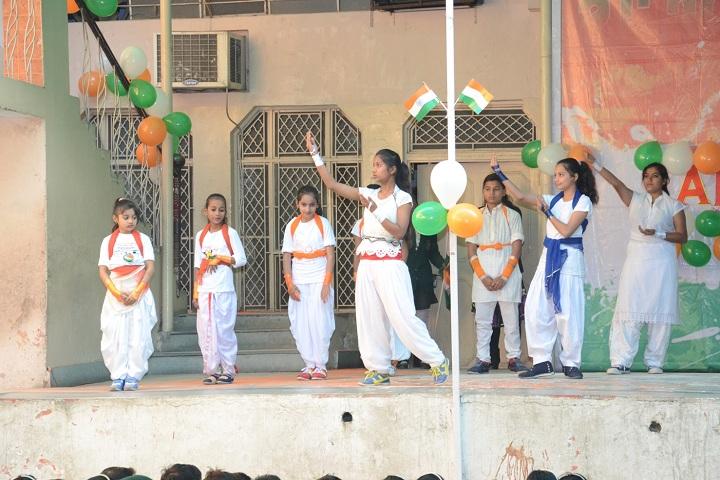 St Joseph Public School-Events republic day